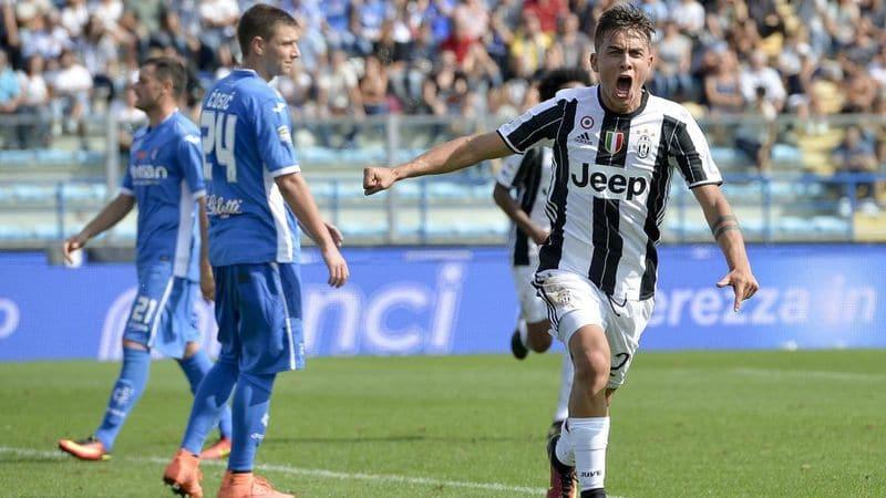 come vedere Juventus Empoli in TV