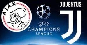 Dove guardare Ajax Juventus in TV e in streaming