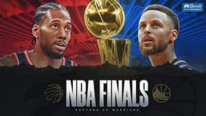 finale nba 2019 Raptors Warriorsin streaming in tv