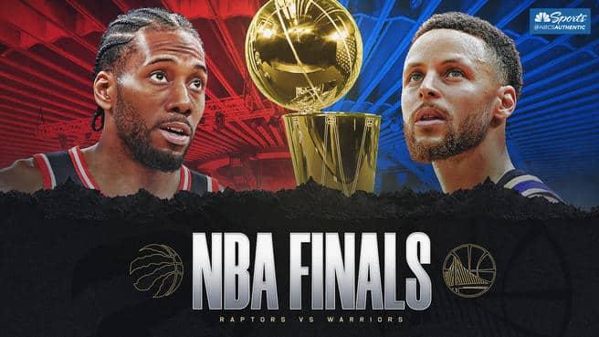 Finale NBA 2019, dove vedere Raptors Warriors in streaming ...