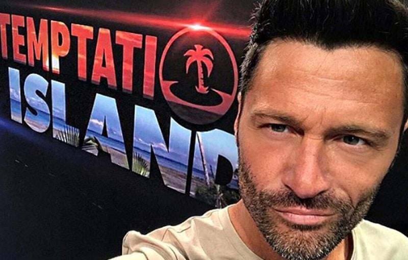 Filippo Bisciglia Conduttore Temptation Island 2019