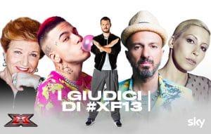 X Factor 13 quando inizia, giudici dove vederlo in TV e streaming