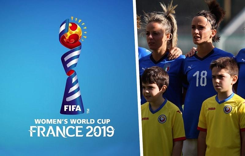 Mondiali di calcio femminile 2019 in tv