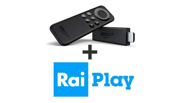 raiplay amazon firestick tv