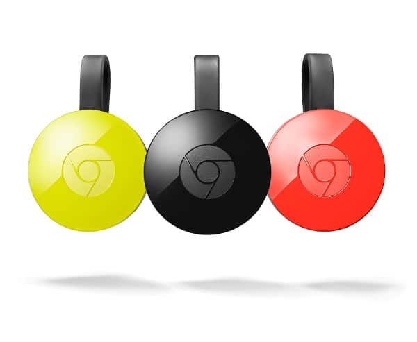raiplay chromecast
