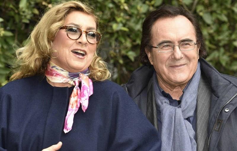 il concerto di Albano e Romina in tv signore e signori