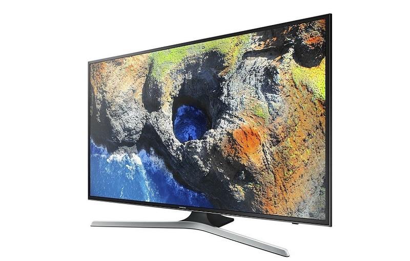 Samsung UE65MU6120K smart tv hbbtv dvb-t2