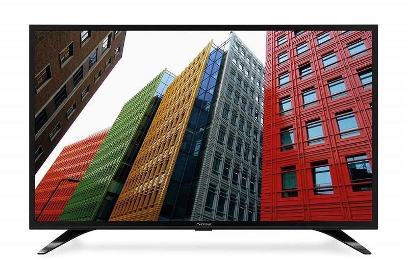 Strong SRT smart tv hbbtv dvb-t2