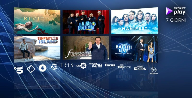 mediaset play sky on demand sky go