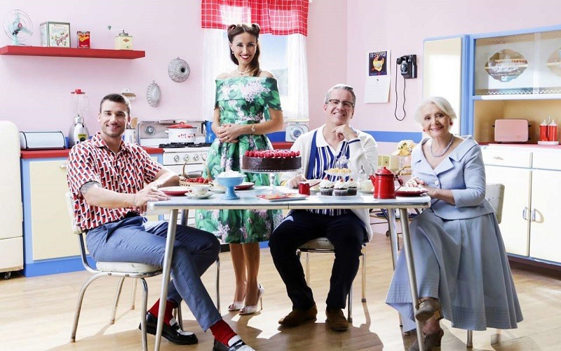 Bake Off Italia 2019 in tv giudici