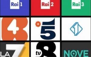canali tv italiani estero