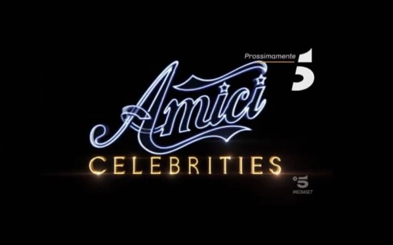Amici Celebrities in tv e streaming cast, partecipanti, quando inizia, conduttore