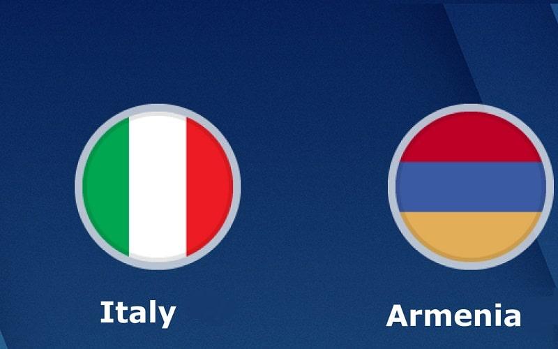 Calendario Europei2020.Armenia Italia Dove Vederla In Tv Qualificazioni Europei 2020