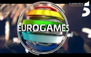 Eurogames 2019 in Tv e Streaming | Quando inizia | Presentatori