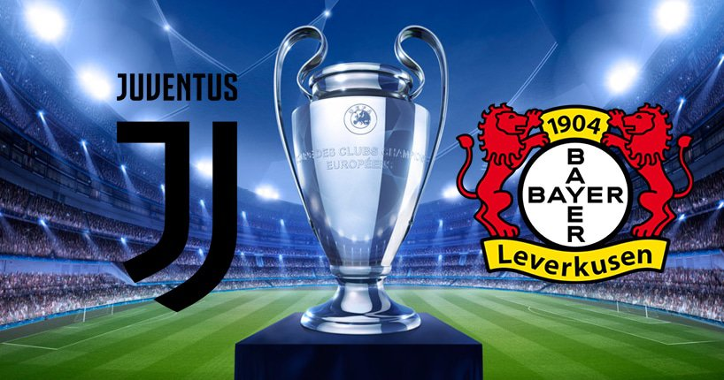 juventus bayer leverkusen in chiaro dove vederla in tv gratis champions league