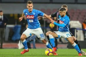 napoli sampdoria in streaming 14 settembre 2019