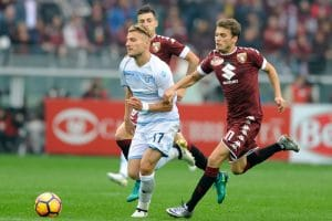 Lazio Torino in streaming tv dazn