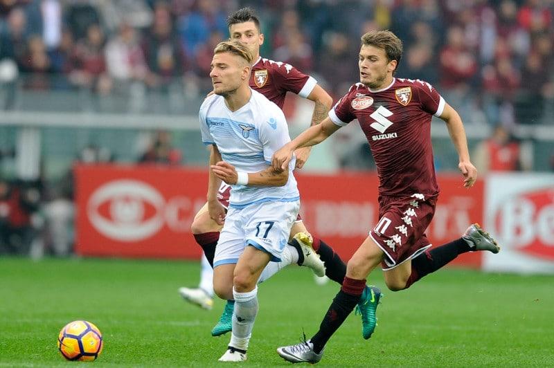Lazio Torino in streaming tv dazn