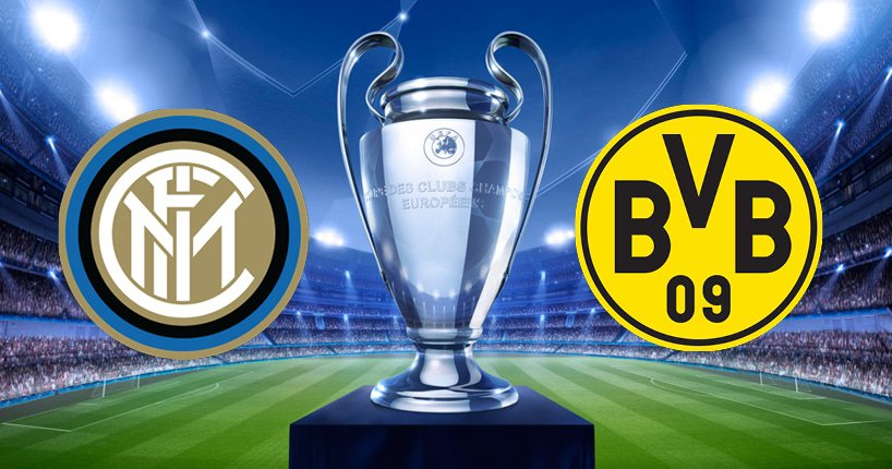 inter borussia dortmund dove vederla in tv streaming in chiaro