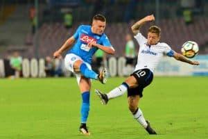 Dove vedere Napoli Atalanta in streaming e in TV. Sky o DAZN?