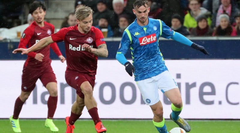 salisburgo napoli in tv streaming champions league
