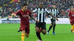 Dove vedere Udinese Roma in streaming e in TV - 30 ottobre 2019