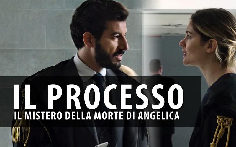 Il Processo serie TV Canale 5: quando inizia, puntate, cast