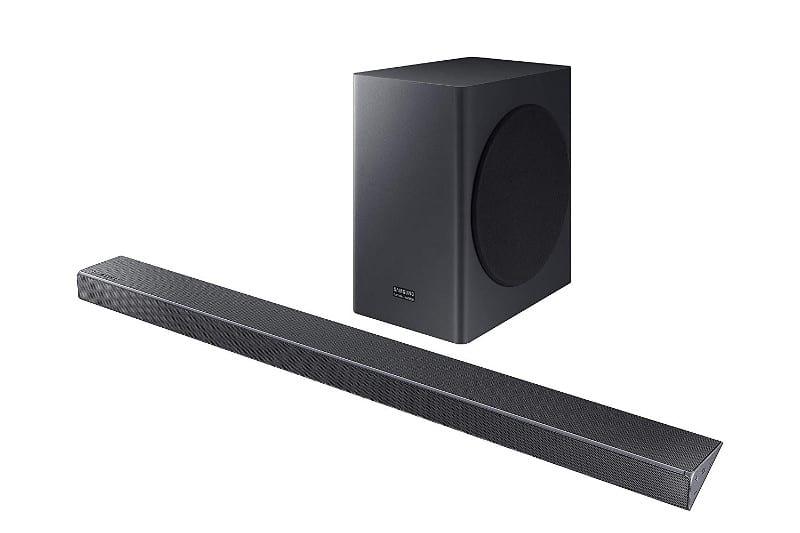 Samsung Soundbar HW-Q60RsZF Soundbar da 360 W, 5.1 Canali, Grigio