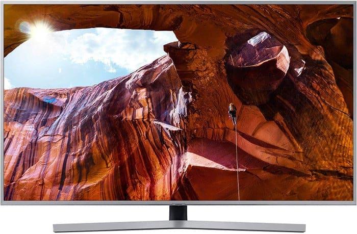 """Samsung UE50RU7450UXZT Smart TV 4K Ultra HD 50"""" Wi-Fi DVB-T2CS2"""
