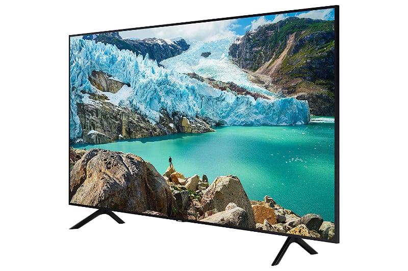 """Samsung UE70RU7090 UHD Smart TV 4k Ultra HD 70"""", Wi-Fi DVB-T2CS2, Serie RU7090, [Classe di efficienza energetica A], 3840 × 2160 pixels, Nero"""
