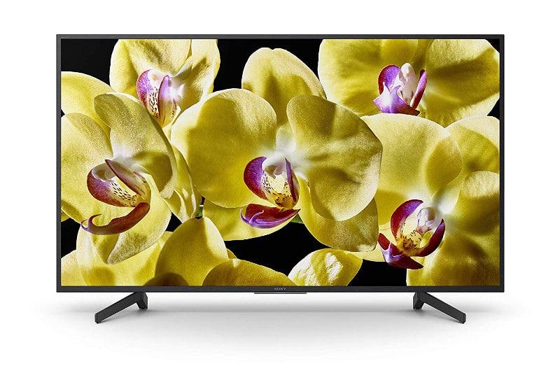 "Sony KD75XG8096 Android TV da 75"", 4K Ultra HD, HDR, Slim Design, Nero"