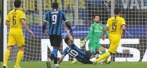 Borussia Dortmund Inter dove vederla in TV e streaming gratis e in chiaro