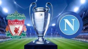 Dove guardare Liverpool Napoli in TV, chi trasmette la partita di Champions League