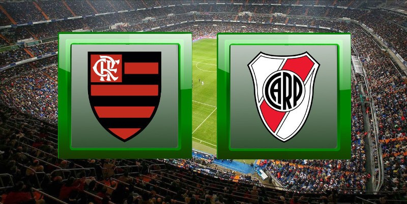 Finale Copa Libertadores 2019 Flamengo River Plate in tv streaming dazn