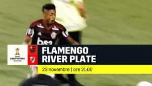 Come vedere la Finale Copa Libertadores 2019 Flamengo River Plate