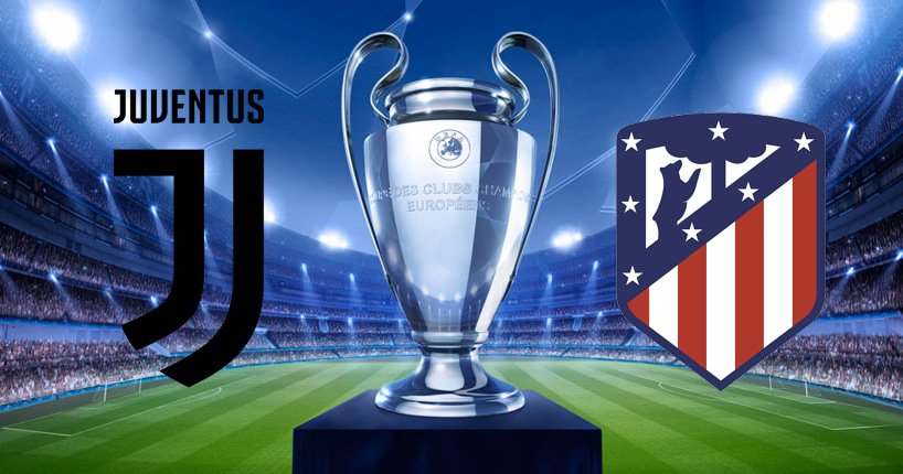juventus atletico madrid tv streaming canale 5
