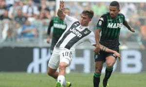 Juventus Sassuolo Sky o DAZN? Dove vederla in TV e streaming