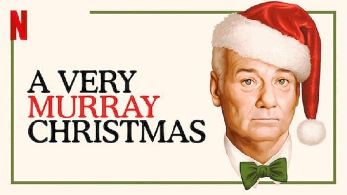 A Very Murray Christmas film Netflix