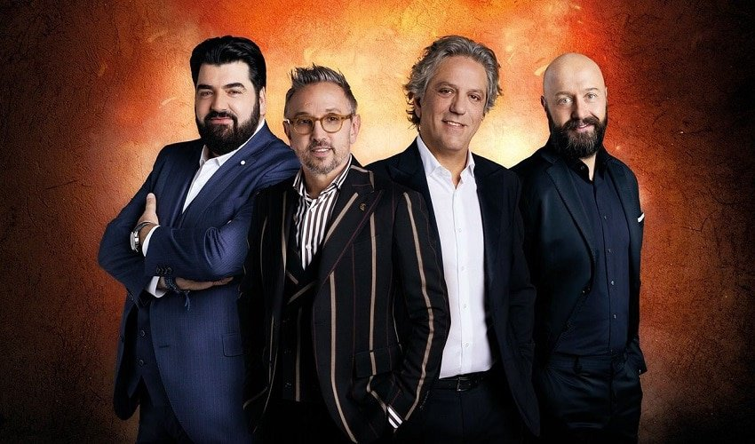 Masterchef Italia 9 streaming giudici concorrenti