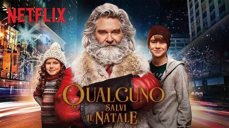 Qualcuno Salvi il Natale film Netflix