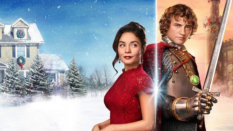 Un Cavaliere per Natale film Netflix