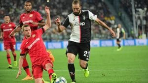 bayer leverkusen juventus dove vederla in streaming