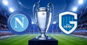 napoli genk in tv streaming champions league