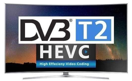 switch off nuovo digitale terrestre dvb-t2 calendario