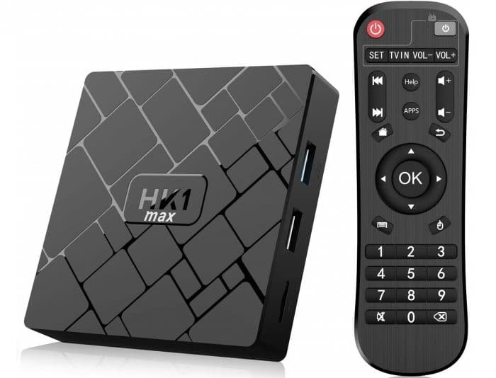 Bqueel TV Box Android