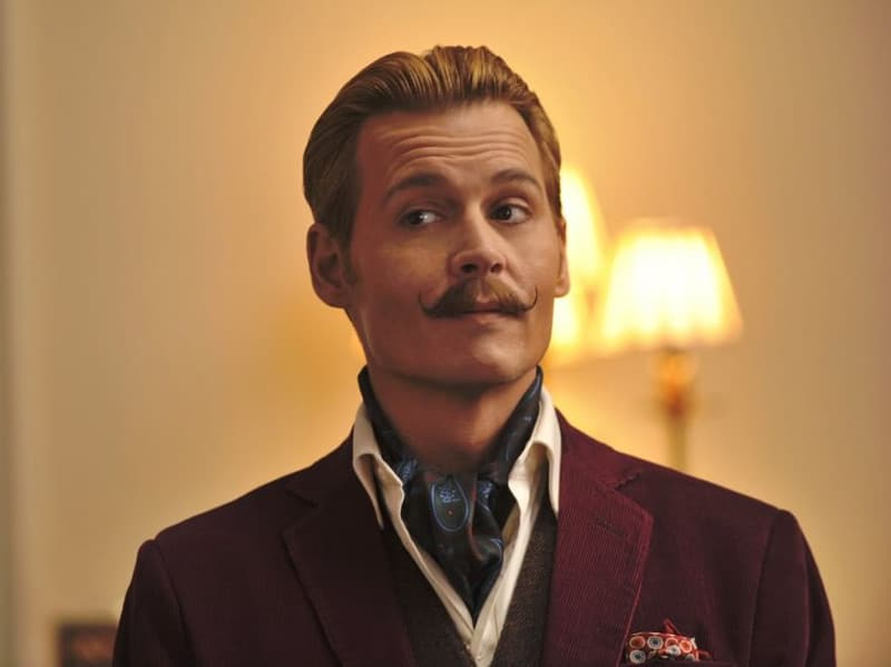 Mortdecai film raiplay