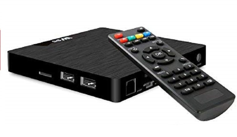 Viden W2 TV Box Android