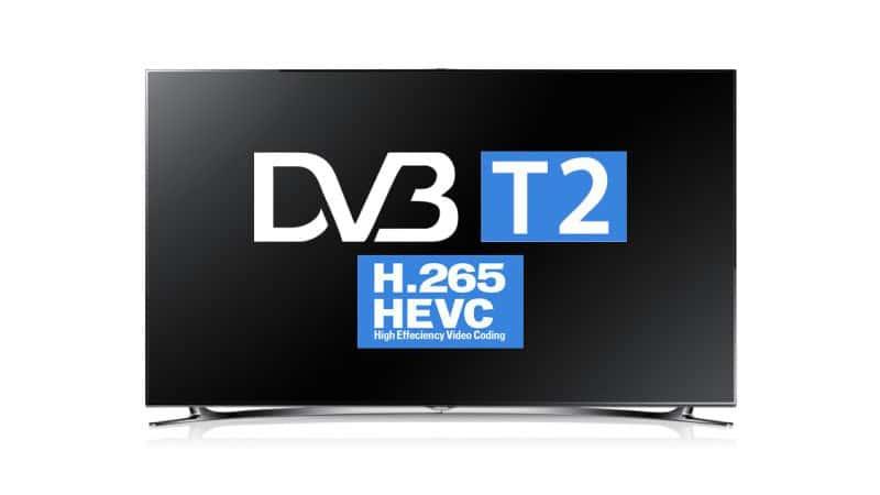 come capire se il tv è compatibile per il nuovo digitale terrestre dvb t2