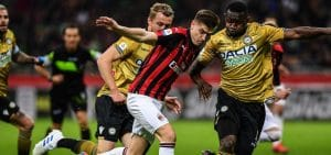 Come vedere Milan Udinese sul digitale terrestre - 19 gennaio 2020