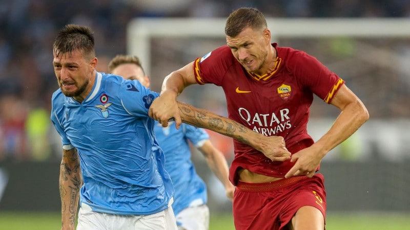 roma lazio derby 26 gennaio 2020
